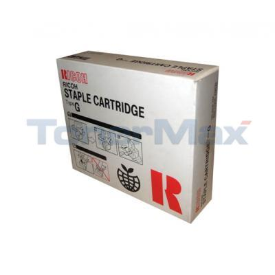 RICOH TYPE G STAPLE CARTRIDGE W/3 REFILLS